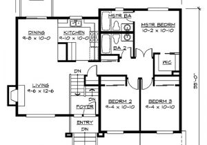 Floor Plans Split Level Homes Split Level Home Plan 23441jd Architectural Designs