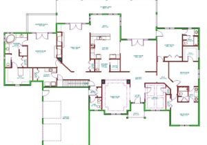 Floor Plans Split Level Homes Split Level Ranch House Interior Split Ranch House Floor