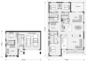 Floor Plans Split Level Homes Stamford 317 Split Level Home Designs In Sydney north