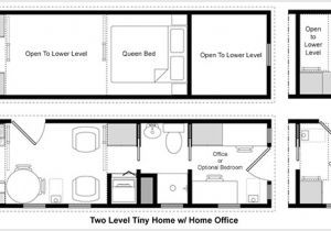 Floor Plans Tiny Homes Monarch Tiny Homes Makes This 8×20