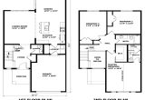 Floor Plans Two Story Homes Simple Two Story House Modern Two Story House Plans