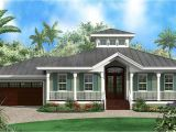 Florida Coastal Home Plans Florida Beach House with Cupola 66333we Architectural