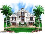 Florida Coastal Home Plans Marsh Harbour Olde Florida House Plan Weber Design Group