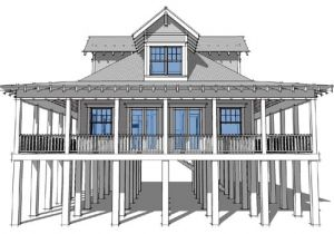Florida Cracker Style Home Plans Florida Cracker House Plan Chp 45438 at Coolhouseplans Com