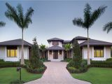 Florida Custom Home Plans Custom Dream Home In Florida with Elegant Swimming Pool