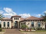 Florida Custom Home Plans Sienna 1220 Mediterranean Exterior Tampa by Arthur