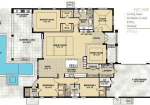 Florida Floor Plans for New Homes Hidden Harbor In Estero Luxury New Waterfront Homes with