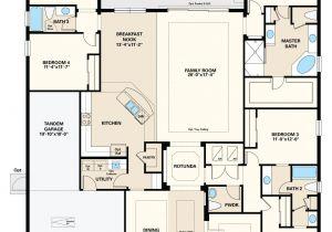 Florida Floor Plans for New Homes Windover Iii Floor Plan at Arbor Oaks In Brandon Fl