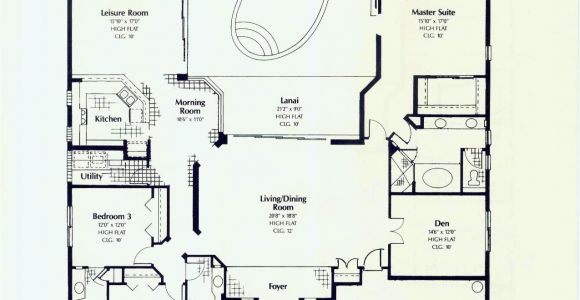 Florida Home Floor Plans Floor Plans for Florida Homes Homes Floor Plans