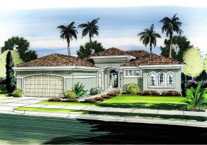 Florida Home Plans One Story Florida House Plan 62596dj Architectural