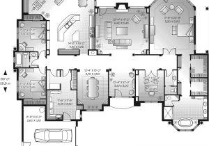 Florida Home Plans San Jacinto Florida Style Home Plan 032d 0666 House