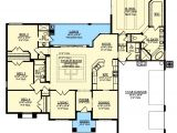 Florida Home Plans with Lanai 4 Bed Mediterranean House Plan with Lanai 82192ka 1st