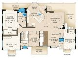 Florida Home Plans with Lanai Lanai and Balcony Beauty 65601bs 2nd Floor Master