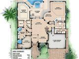 Florida Home Plans with Lanai Loft Plus Lanai Equals Fun 66258we 1st Floor Master