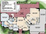 Florida Home Plans with Lanai Plan W76016gw Second Floor Family Room and Lanai E