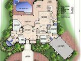 Florida Home Plans with Lanai Spacious Lanai A Bonus 66111gw 1st Floor Master Suite