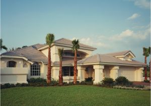 Florida Home Plans with Pictures Wynehaven Luxury Florida Home Plan 048d 0004 House Plans