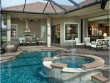 Florida Home Plans with Pool Florida Homes Design Pictures Remodel Decor and Ideas