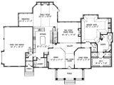 Florida House Plans with 2 Master Suites One Story House Plans with Two Master Suites