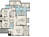 Florida House Plans with 2 Master Suites Spacious Florida House Plan with Two Master Suites