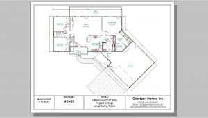 Fort Meade Housing Floor Plans Meade Goertzen Homes