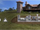 Fortified Homes Plans Bomb Shelter Underground and Survival Shelters Hardened