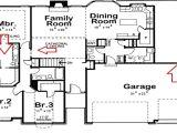 Four Bedroom Three Bath House Plans 4 Bedroom 3 Bath House Plans Residential House Plans 4