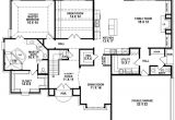 Four Bedroom Three Bath House Plans 653906 Beautiful 4 Bedroom 3 5 Bath House Plan with