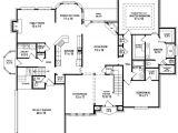 Four Bedroom Three Bath House Plans 654258 4 Bedroom 3 5 Bath House Plan House Plans