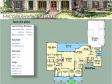 Four Square House Plans with Garage Four Square House Plans Fine Plan Mcd 4 Bed Acadian House