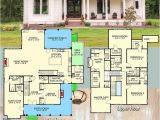 Four Square House Plans with Garage Four Square House Plans with attached Garage Awesome 1192