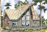 Frame Home Plans A Frame House Plans Chinook 30 011 associated Designs