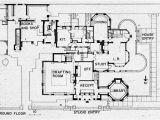 Frank Lloyd Wright Home and Studio Floor Plan An Evolving Aesthetic Frank Lloyd Wright S Home Studio