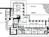 Frank Lloyd Wright Home and Studio Floor Plan Frank Lloyd Wright Inspired House Plans Frank Wright Floor