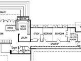 Frank Lloyd Wright Home and Studio Floor Plan Usonian House and Pavilion the 1953 New York Usonian