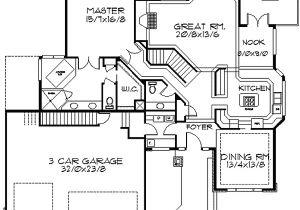 Frank Lloyd Wright Home Design Plans Frank Lloyd Wright Inspired Home Plan 85003ms 1st