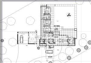 Frank Lloyd Wright Home Design Plans Frank Lloyd Wright Plans Usonian House Building Plans