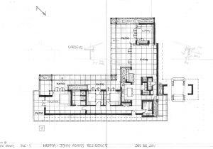 Frank Lloyd Wright Home Design Plans Usonian Dreams Our Frank Lloyd Wright Inspired Home