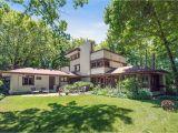 Frank Lloyd Wright House Plans for Sale 5 Frank Lloyd Wright Houses for Sale