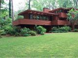 Frank Lloyd Wright House Plans for Sale Frank Lloyd Wright Curbed atlanta