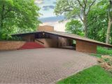 Frank Lloyd Wright House Plans for Sale Frank Lloyd Wright Designed House Listed In St Louis Park