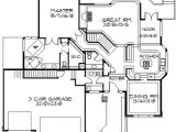 Frank Lloyd Wright Inspired Small House Plans Frank Lloyd Wright Inspired Home Plan 85003ms 1st
