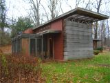 Frank Lloyd Wright Inspired Small House Plans Usonian Style House Plans
