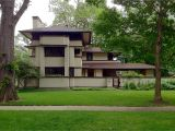 Frank Lloyd Wright Style Home Plans Frank Lloyd Wright Style House Plans Wrights Prairie