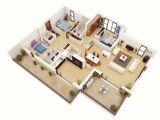 Free 3d Home Plans Home Design Amusing 3d House Design Plans 3d House Plan
