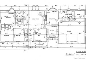 Free Architectural Plans for Homes House Plans Free there are More Country Ranch House Floor