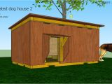 Free Dog House Plans for 2 Dogs Dog House Plans Concept Insulated Dog House 2