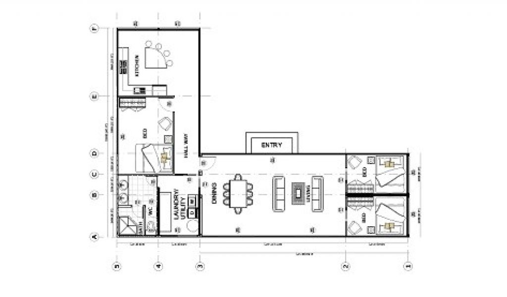Free Floor Plans For Container Homes Shipping Container Home