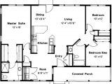 Free Floor Plans for Homes Farmhouse Style House Plan 3 Beds 2 Baths 1328 Sq Ft