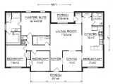 Free Floor Plans for Homes Modern House Plans Bungalow